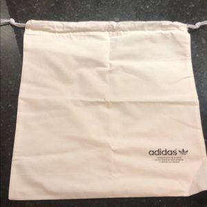Adidas drawstring bag new